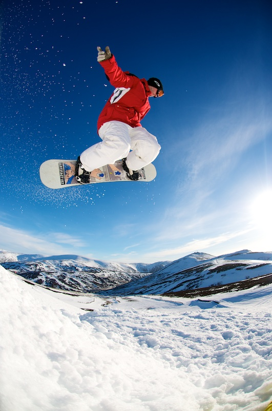 Winter Sports in Scotland Summer sports at Glenshee