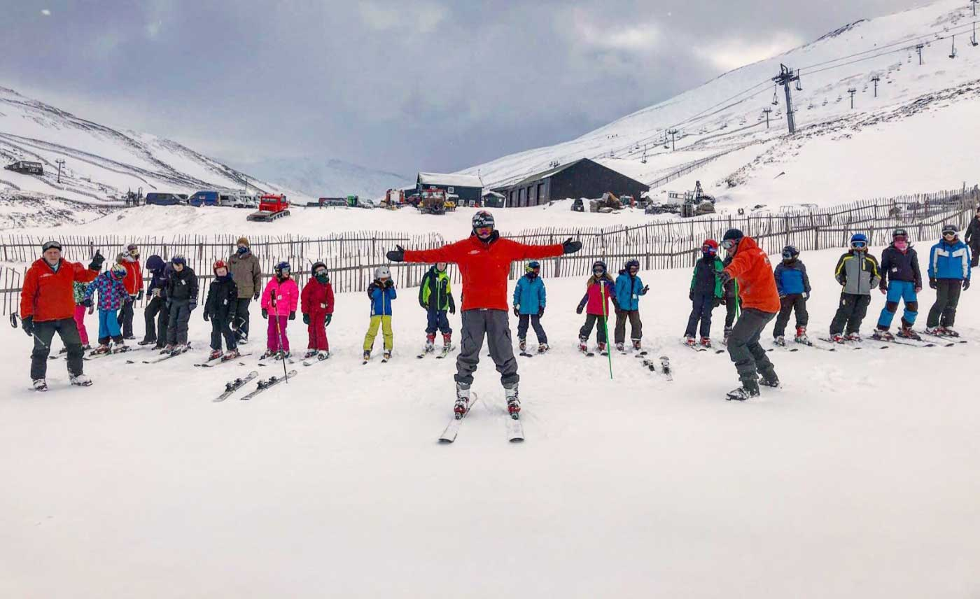 Glenshee Ski & Board School