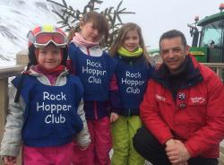 Freshtracks rockhoppers ski school team